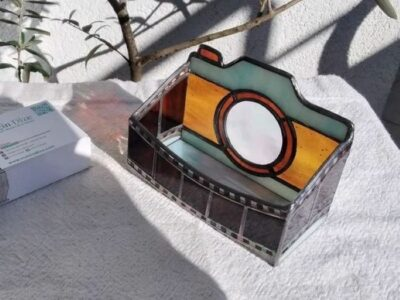 Retro_Camera_Stained_Glass_Business_Card_Holder6 (2)