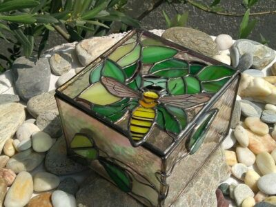 Bumblebee_Stained_Glass_Box1